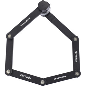 Trelock FS 455 Cops Compact candado plegable, black